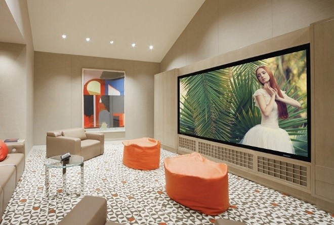 4 Benefits of Having a Custom Home Theater