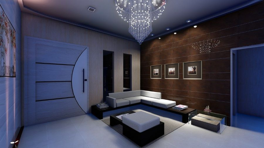 Live in the Lap of Luxury With an In-Home Wellness Room