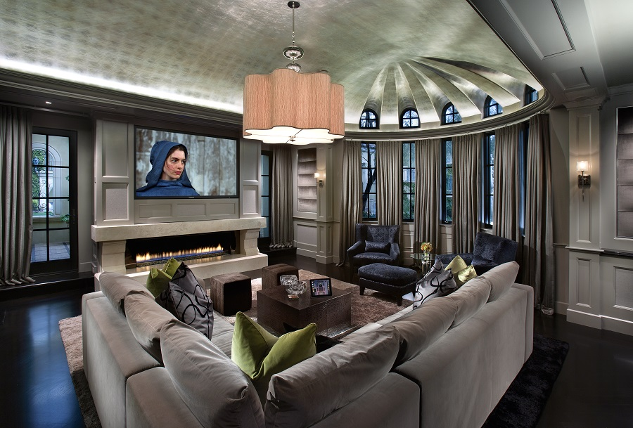 Project by Salcito Custom Homes and Photography by Dino Todd